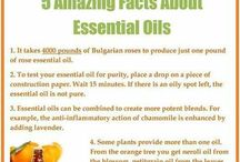 Essential oil stuff / Homemade Cleaning - Toiletries Etc. / by Amy Schrock