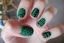 Nail art, an accessory