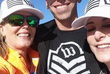 Ironman Arizona 2014 / Back at Ironman Arizona this year. It was amazing!