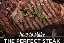 Steaks....