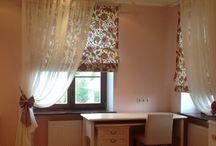 шторы для девочки