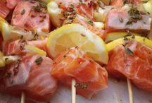 Kebabs / Food on a stick!