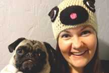 I have two pug-shaped children