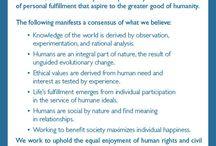 Humanism / by Katrina Jones