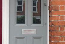 Front Door / External