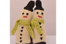 knitted toy etc.