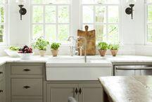 Kitchens / by Amy Schultz
