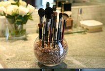 acomodar maquillajes