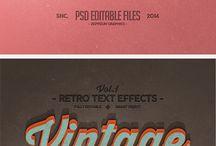 Retro & Vintage Fonts