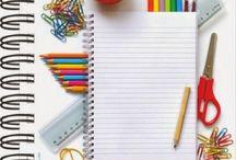 Escola / Adaptação e dica escolar
