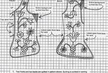 Конструирование / конструирование одежды- старые, новые способы
