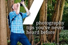Photography Tips / Photography tips and tricks for learning to take your photos and growing with photography .
