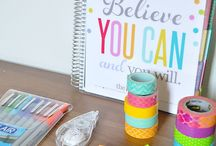 Planner / by Candice : She's Crafty