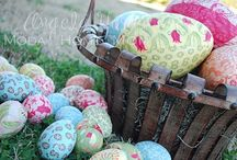 Easter / by Ladybug Wreaths, Nancy Alexander