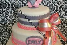 baby shower cake / by Yaide Hernandez