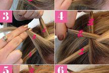 Tranças de cabelo