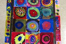 Kandinsky - more art I <3