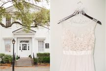 Charleston Wedding Photos / Charleston wedding photos, bridal portraits, and Charleston wedding venue pictures in South Carolina. Charleston wedding inspiration and ideas.