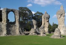 Abbey, Church, Priory, Chapel, And Cathedral Ruins
