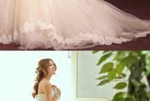 Bridesmaid Dress / Good time with filar silk