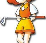 Mario Golf / A collection of artwork, screenshots and other images from Mario Golf on the Game Boy Color.  Visit http://www.superluigibros.com/mario-golf for more information on this game.