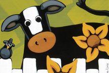 Cows / by Stephanie Evans
