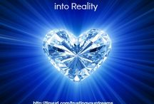 Trusting Dreams into Reality / Trusting your dreams and intentions into reality tele gathering/