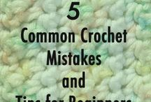common crochet mistakes