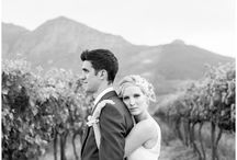 Winelands weddings / The western cape of South Africa boasts rolling hills of immaculate vineyards. These wine farms are popular venues for weddings. Allow this board to give you some inspiration for your winelands wedding