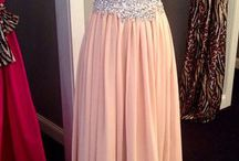 Long prom dresses / Amazing
