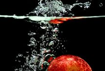 Water photography and art