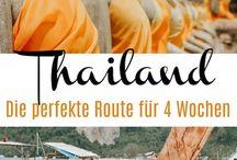 Round trips in Thailand