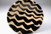 Ceramics, Richard Parker & others alike.