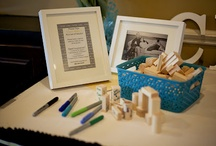 ideas for baby shower (whenever that will be for whoever) / by Crystal King