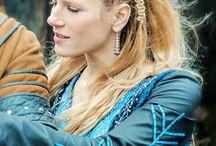 Vikings - hair <3
