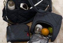 Organised bags for mommas