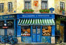 Francouzské uličky