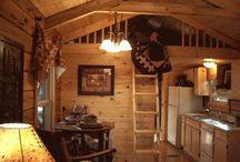 Tiny Maine House Ideas / by Jacqui Parker