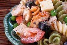Salads/soups / by Samantha Miller