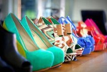 A Girl Can Never Have Too Many Shoes<3 / by ☮Kristyn Appel☮