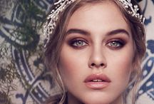 HEADPIECE ♡ DREAMS / Bridal headpieces can complete the look of any bride.  They can add a touch of boho style and make you look ultra glamorous. We've selected a few of our absolute favourites made by some truly talented designers.
