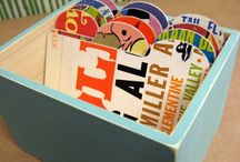 organized style / Workspace wonders and papergoods! / by charlie wright @ minor thread