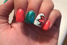 Nails / My nails and nail ideas.