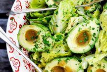 Salads & Salad Dressings / Salads supreme / by Christine Aldridge
