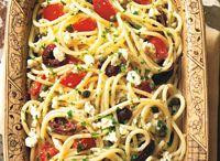 Pasta recipes / by Iam TiggerToo