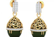 Gold Jhumka Designs / Our Gold Jhumka Design collections. This collection includes Pear Jhumka, Plain Gold Jhumka, Jhumka with stones, Jhumka for wedding, etc.