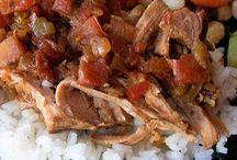 Al kind of meats recipes / by Carmen L Vargas
