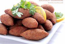 recettes libanaise
