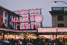 I wanna go to Seattle / by Ramona Lewis-Richardson