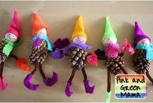 Kids craft  * Christmas